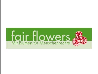 Logo der Bildungseinheit fairflowers.