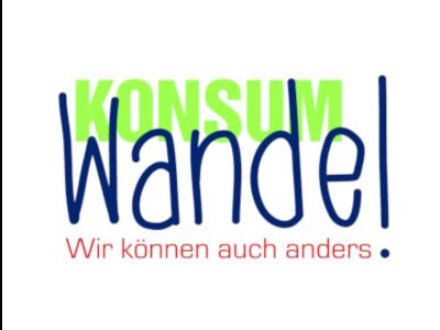 Logo der Bildungseinheit KonsumWandel.