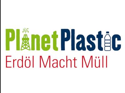 Logo der Bildungseinheit PlanetPlastic.