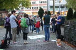 unsere nächste Münster FAIRführt Stadtführung findet am 15. Oktober statt.