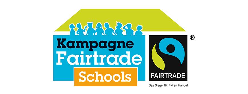 Logo der Kampagne Fairtrade Schools