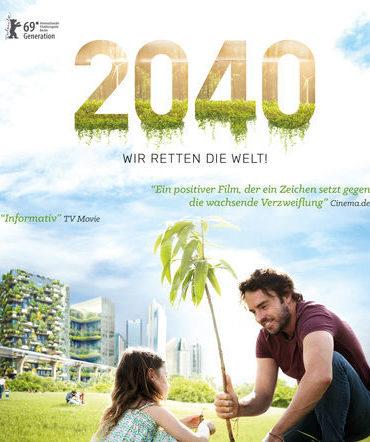 2040 Plakat