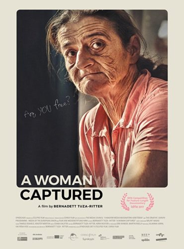 Filmplakat A woman captured
