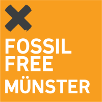 Logo Fossil Free Münster