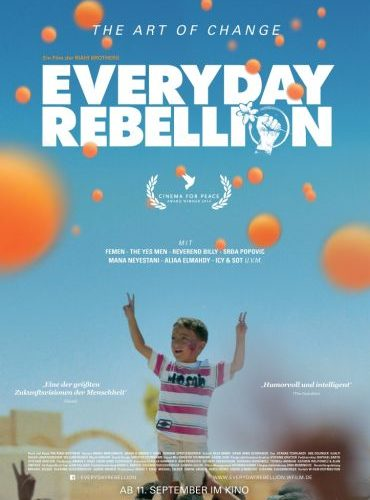 Everyday Rebellion Filmcover
