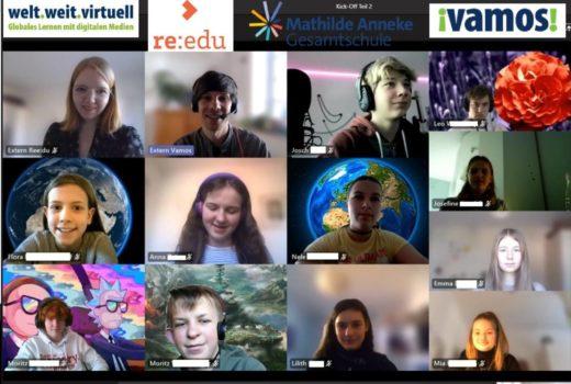 Die Teilnehmer:innen des ko-kreativen Lab Trikot-Tausch