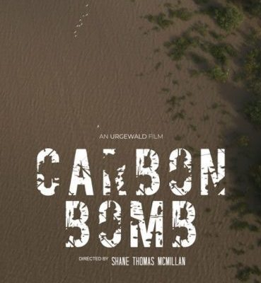 Filmplakat Carbon Bomb